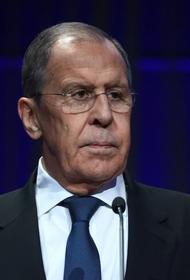Лавров заявил, что Россия не позволит вовлечь себя в новую гонку вооружений