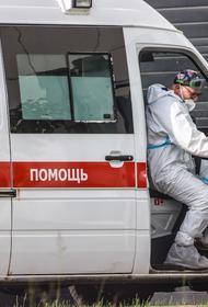 За сутки в России скончались 795 человек с COVID-19