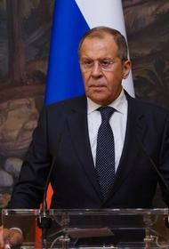 Лавров переадресовал в оперативный штаб вопрос об открытии границ