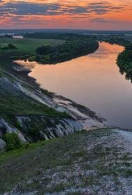 Правительство направит более 100 млрд рублей на улучшение состояния реки Дон до 2030 года