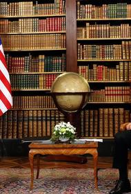 Newsweek: Джо Байден подарил Владимиру Путину «огромную победу» по газопроводу «Северный поток — 2»