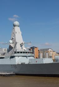 Отставной полковник Баранец: за нарушением британским эсминцем Defender границ России стояли США