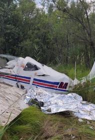 Два человека погибли при крушении самолета в Хабаровском крае