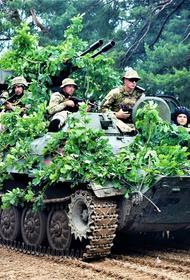 Киевский политконсультант Харебин: Украина может стоять на пороге «большой войны» с Россией
