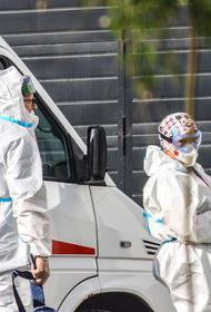 В России за сутки скончались 727 пациентов с коронавирусом