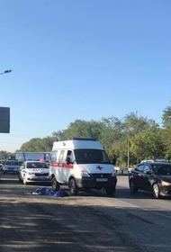 В Челябинске женщина погибла, выпав из скорой помощи
