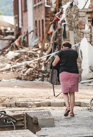 На юге Бельгии начался мусорный кризис после сильных наводнений