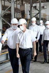 Губернатор Кубани: развитие промышленного потенциала в приоритете для региона