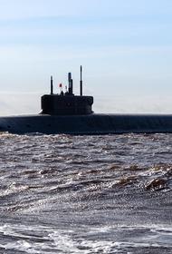 Avia.pro: создаваемая Россией секретная подлодка «Лайка» будет способна уничтожить половину территории США