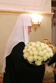 Патриарх Кирилл поздравил Владимира Путина с Днем крещения Руси и именинами