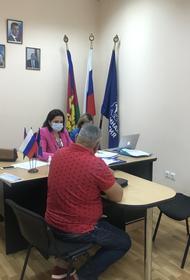 Жители подтопленных районов Кубани пожаловались на местные банки