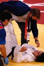 Мадина Таймазова считает предвзятым судейство в полуфинальном поединке Олимпиады против японской дзюдоистки