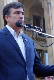 Саакашвили возложил вину за распространение COVID-19 в Грузии на российских туристов