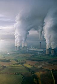 Как деятельность человека и парниковые газы влияют на мезосферу планеты
