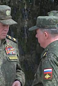 Связан ли визит Герасимова в ЗВО с заявлением Лукашенко о возможном вводе российских войск в Белоруссию