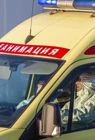 В результате возгорания в цехе «Комбината Каменского» под Ростовом семь человек с ожогами оказались в реанимации