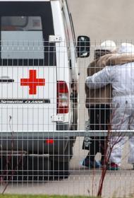 В России за сутки скончались 794 пациента с COVID-19