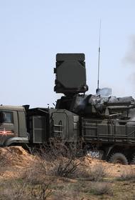 Avia.pro: российский «Панцирь-С» сорвал ракетную атаку ударного дрона Турции по позициям сирийских военных