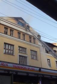 В Нижнем Новгороде в результате пожара в общежитии медуниверситета пострадали семь человек