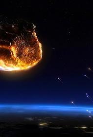 Жители турецкого Измира стали свидетелями падения метеорита