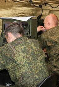 На фоне активности НАТО, объединение ЗВО отработало вопросы управления войсками в боевой обстановке