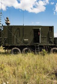 Подразделения РЭБ 15-ой армии ВКС РФ отработали свои специфические задачи в полевых условиях