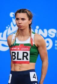 Tokyo Sports: Белорусская легкоатлетка Кристина Тимановская намерена подать прошение об убежище властям Австрии