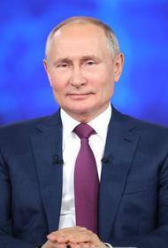 Путин поздравил личный состав и ветеранов ВДВ с праздником