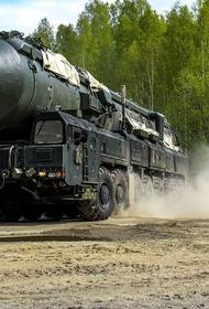 «Ярсы» Барнаульской дивизии РВСН вышли на боевое дежурство, в рамках учений