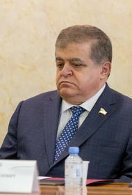 Сенатор Джабаров заявил, что крымчане «даже в страшном сне» не захотят вернуться на Украину