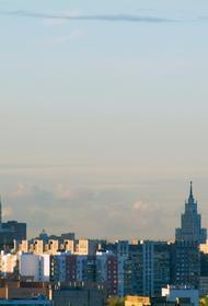 В Останкинскую башню 2 августа ударили девять молний
