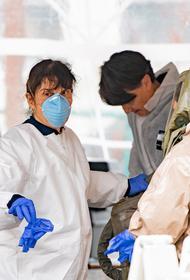 Более 93% случаев заражения COVID-19 в США приходятся на штамм «дельта»