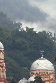 В Абхазии нашли заблудившуюся в горах туристку из России