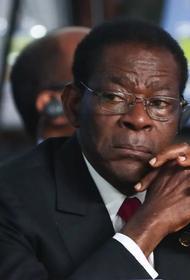 «Принц»-мультимиллиардер из Экваториальной Гвинеи попал под санкции Великобритании