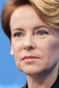 Глава МВД Латвии Мария Голубева: «Мы не позволим Лукашенко манипулировать нами»