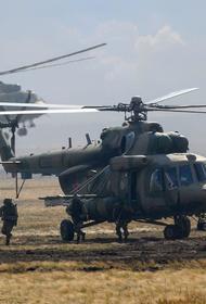 Российско-узбекские учения вблизи границ с Афганистаном завершились