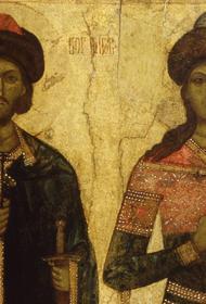 Православные 6 августа чтут память первых русских святых – князей Бориса и Глеба