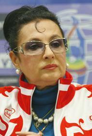 Ирина Винер-Усманова назвала судейство на Олимпиаде чудовищным издевательством над сёстрами Авериными