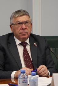 Сенатор Рязанский по поводу работы по выходным: нужно не увеличивать рабочую неделю, а повышать уровень доходов россиян