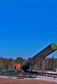 Рогозин: мы завершаем наземную отработку всей системы МБР «Сармат»