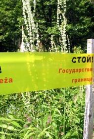 Нелегалы «штурмуют» латвийскую границу