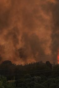 В Якутии введен режим ЧС регионального характера из-за лесных пожаров
