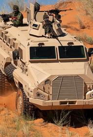 В Южной Африке разработали новую БМП по стандартам НАТО