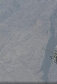 В Таджикистане близ афганской границы идут учения, в которых задействована российская ударная авиация