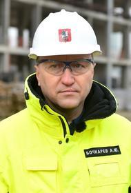 Андрей Бочкарев рассказал о темпах строительства и реконструкции спортивных объектов на территории ОК «Лужники»