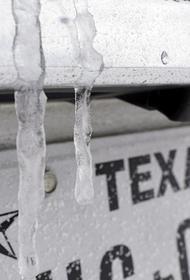 Северную Америку ожидает сильное похолодание