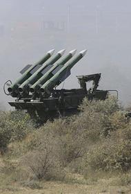 Курская зенитно-ракетная бригада была поднята по тревоге и отразила условное воздушное нападение вероятного противника