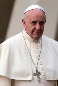 Папе Римскому Франциску угрожают смертью неизвестные лица