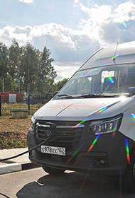 Первый пробный маршрут электротранспорта заработал в тестовом режиме в Нижнем Новгороде