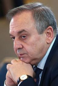 Постпред при президенте РФ Георгий Мурадов заявил о подготовке Украиной провокаций против Крыма